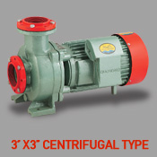 3'' x 3'' Centrifugal Type